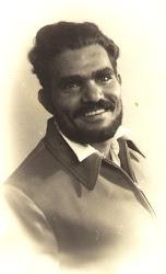 אבא בצעירותו