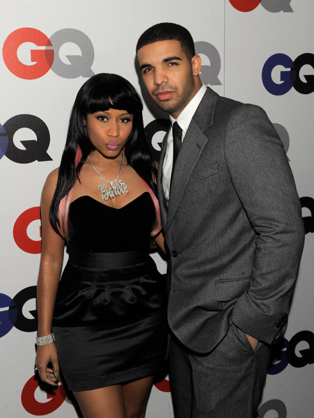 nicki minaj feet pic. DRAKE AND NIKKI last night