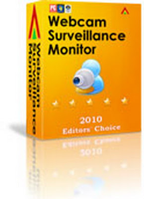 Webcam Surveillance Monitor 2.2 -  software gratis, serial number, crack, key, terlengkap