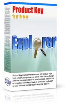 Product Key Explorer 2.5.1.0 - software, serial number, crack, key, terlengkap