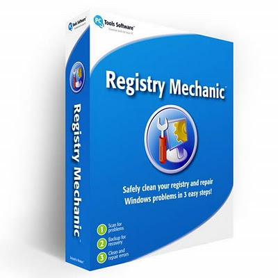 PC Tools Registry Mechanic v10.0.0.126 ML - software gratis, serial number, crack, key, terlengkap