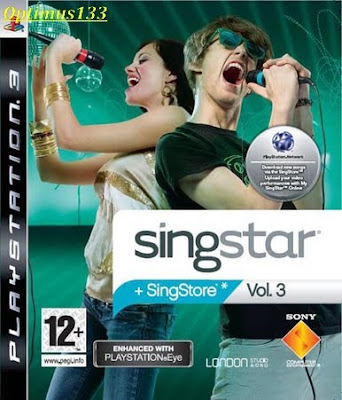 Singstar Vol 3 EUR SPANiSH JB PS3 - software gratis, serial number, crack, key, terlengkap