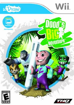 Doods Big Adventure NTSC Wii
