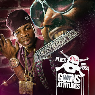 Plies & Rick Ross - G.W.A. (Goons With Attitudes) [Explicit][Bootleg][2009]