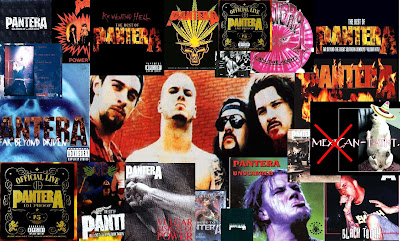 Pantera Discography