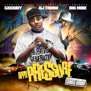 Cassidy-Apply_Pressure__Hosted_By_Big_Mike_And_DJ_Thoro_-_Bootleg_-2009-Xplode
