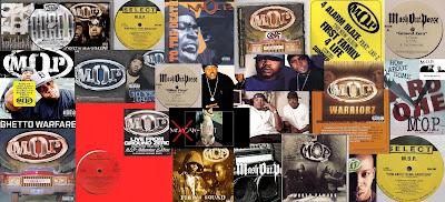 M.O.P Discography