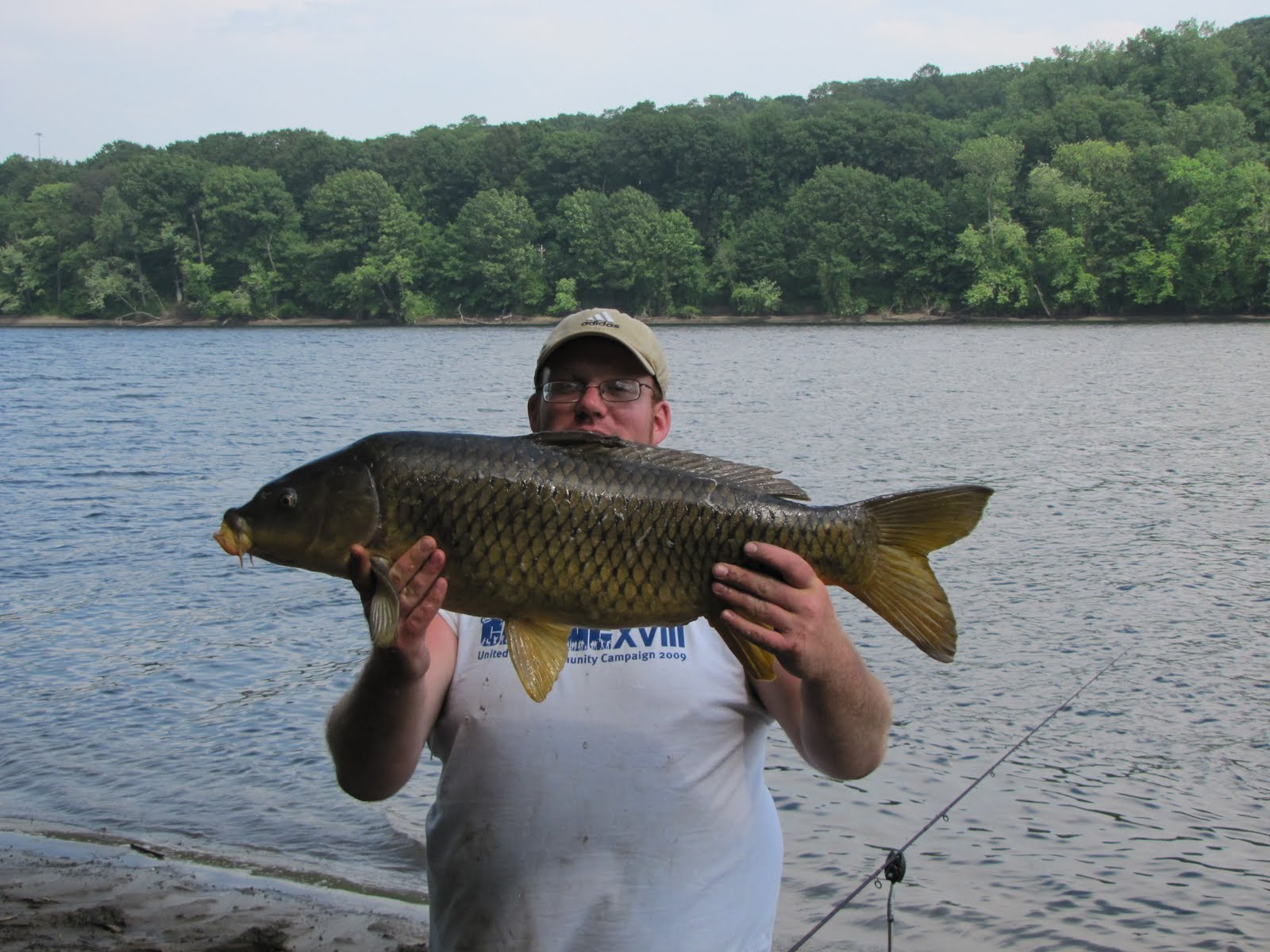 Southern new england outdoor and nature site connecticut for Connecticut river fishing