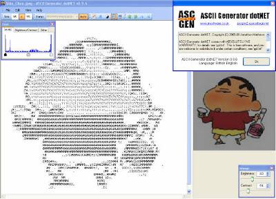 ASCII Generator dotNET v0.9.6