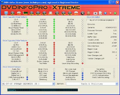 DVDInfo Pro Xtreme DVDInfoPro Xtreme 6.135 + Crack