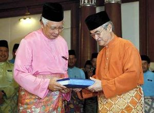 Chin Refugee Committee ( CRC ) MALAYSIA: Najib sworn in as ...