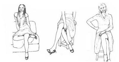 lenguaje corporal alguien gusta: