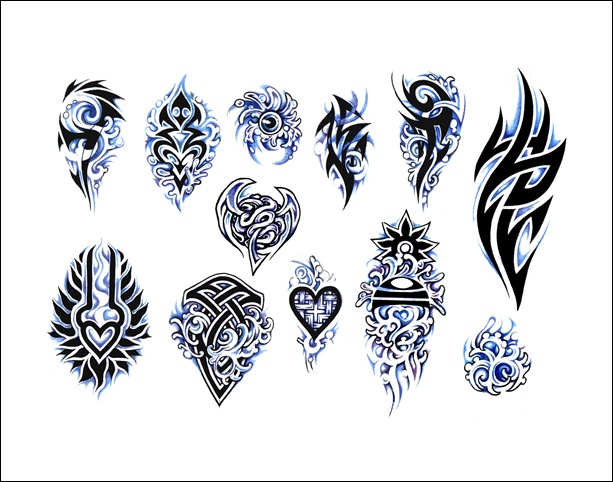 Tribal Tattoo Designs | choose tattoo | tattoo art