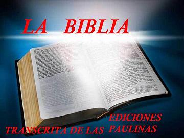 LA BIBLIA
