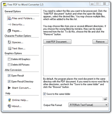 how to make a file from word to pdf