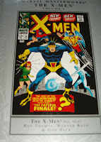 Marvel Masterworks X-men Vol.4