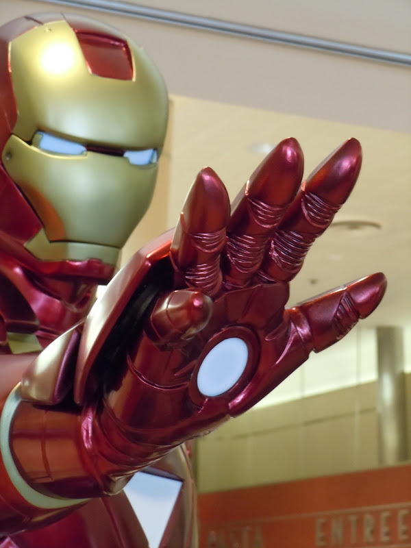 Iron Man 2 armour repulsor