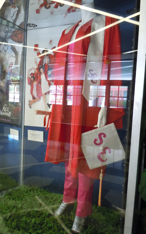 High School Musical 3 Sharpay Evan's Graduation costume