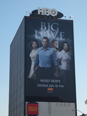 Big Love TV billboard