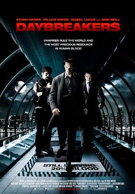 Daybreakers film poster
