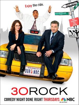 30 Rock TV poster