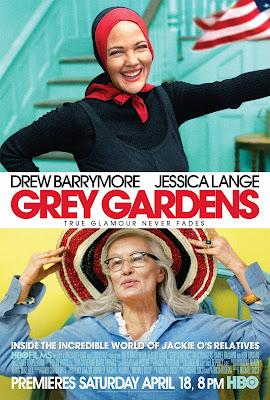 Grey Gardens TV poster