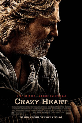 Jeff Bridges Crazy Heart film poster