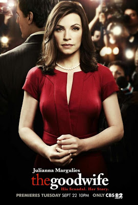 Julianna Margulies The Good Wife poster