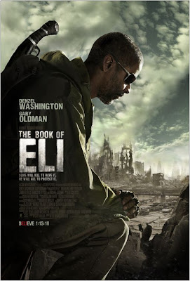 The Book of Eli film poster