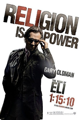 The Book of Eli Gary Oldman poster