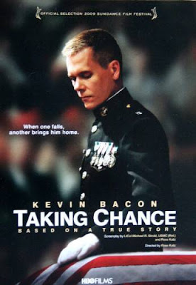 Taking Chance TV movie poster