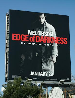 Edge of Darkness movie billboard