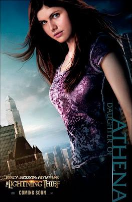 Annabeth Percy Jackson poster