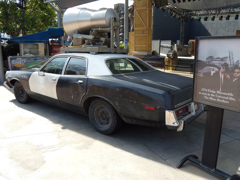The Blues Brothers 1974 Dodge Bluesmobile