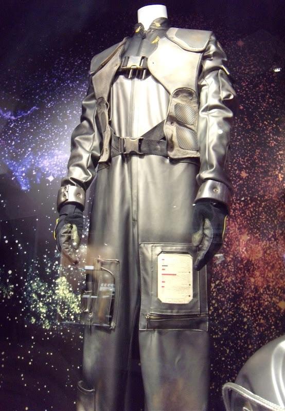 Katee Sackhoff's Starbuck flight suit