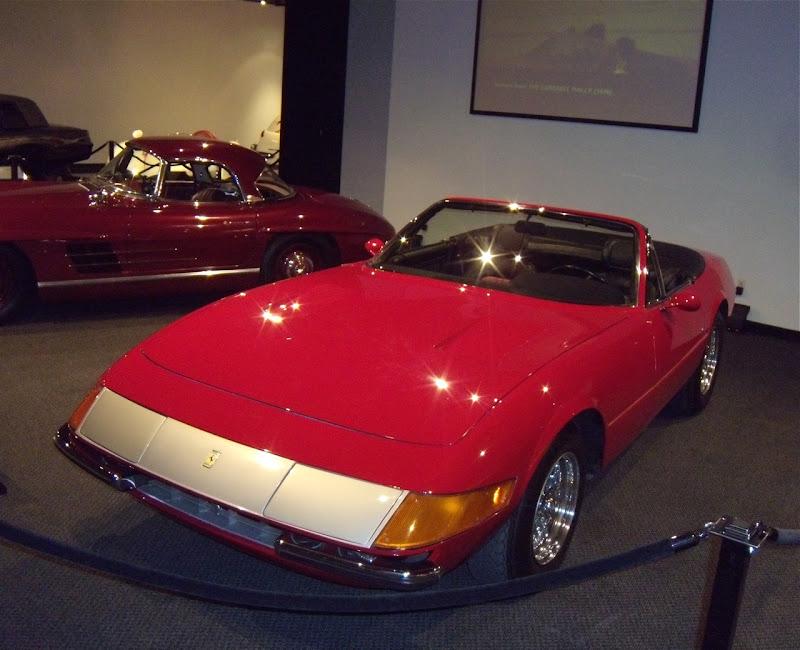 Gumball Rally Ferrari Daytona Spyder