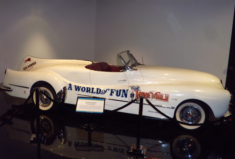 Cary Grant's 1936 Topper movie car