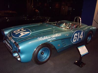 Bob Bondurant's 1959 Chevrolet Corvette