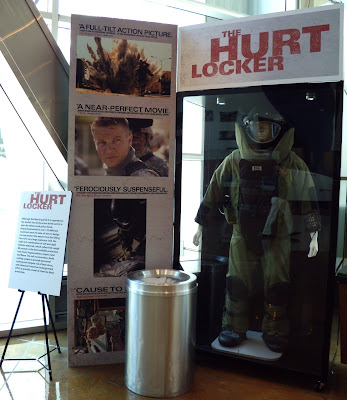 The Hurt Locker bomb suit costume