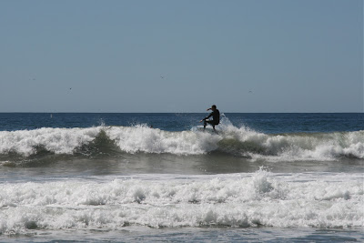 Hendry's beach surfer