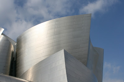 Walt Disney Concert Hall Los Angeles