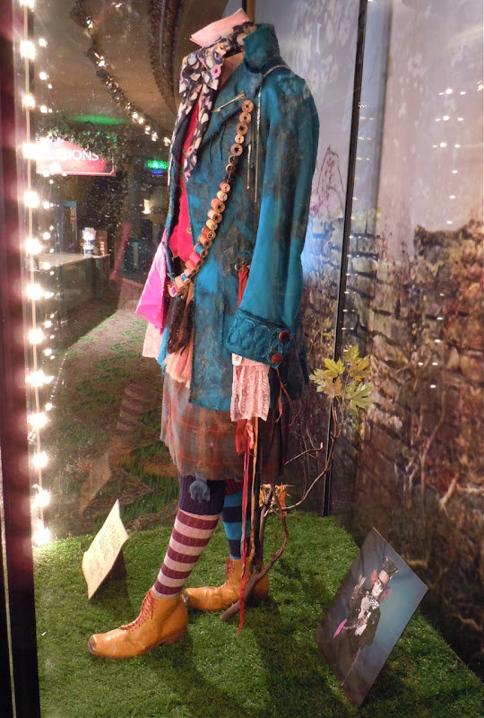 Johnny Depp Mad Hatter Alice costume