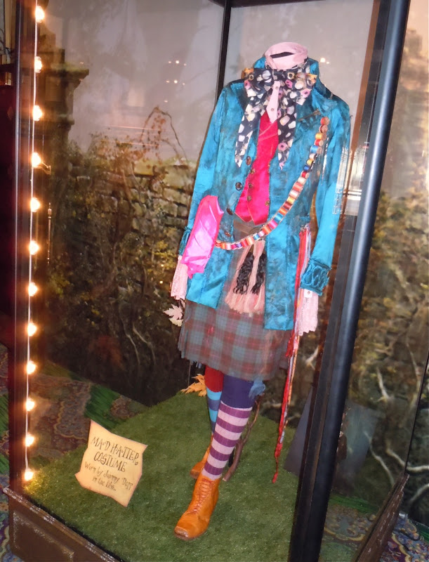 Original Mad Hatter Johnny Depp costume