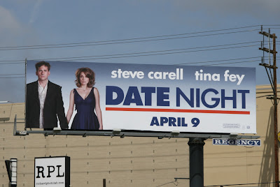 Date Night movie billboard