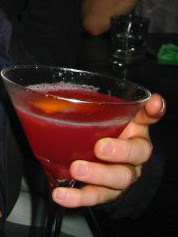 Mmm, it's nearly Cosmo time...