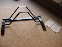 How to assemble a TV stand - part two!
