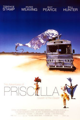 The Adventures of Priscilla Queen of the Desert movie poster