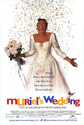 Muriel's Wedding movie poster