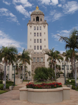 City Hall in Beverly Hills
