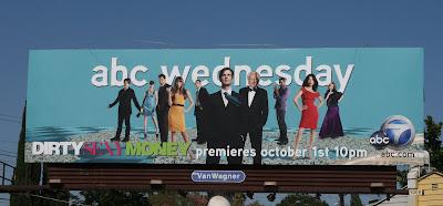 Dirty Sexy Money TV billboard